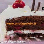 Bake Off Italia 2 - ricetta Torta Foresta Nera di Ernst Knam