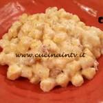Cotto e Mangiato - Gnocchetti di polenta e fontina ricetta Tessa Gelisio