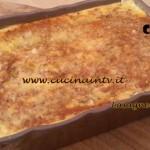 Cotto e Mangiato - Lasagne di coste ricetta Tessa Gelisio