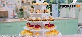 Bake Off Italia 2 - ricetta Miniplumcakes e madeleines di Roberta