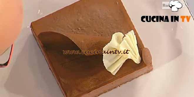 Parfait al cioccolato ricetta Dolci dopo il Tiggì