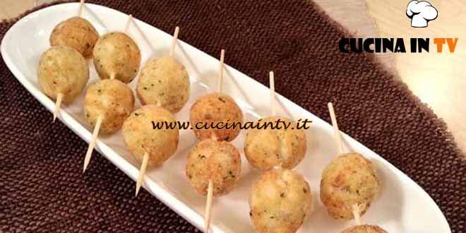 Cotto e Mangiato - Polpette di avanzi di pesce ricetta Tessa Gelisio