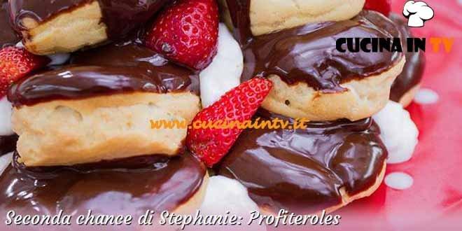 Bake Off Italia 2 - ricetta Profiteroles di Stephanie