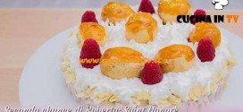Bake Off Italia 2 - ricetta Saint Honorè di Roberta