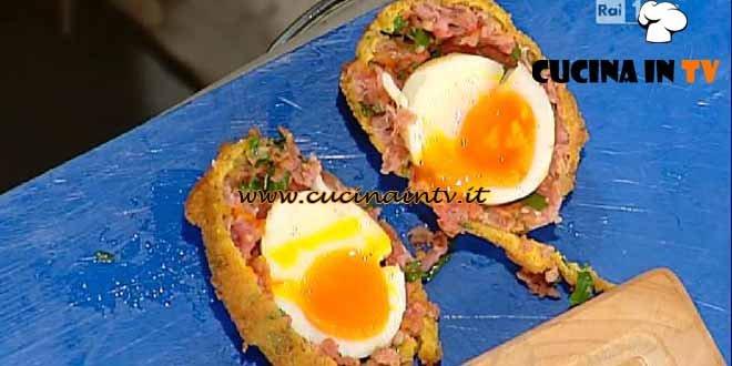 La Prova del cuoco - Scotch Eggs ricetta Andrea Mainardi