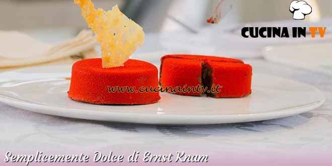 Bake Off Italia 2 - ricetta Semplicemente Dolce di Ernst Knam