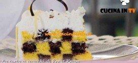 Bake Off Italia 2 - ricetta Torta a scacchi di Ernst Knam