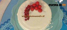 Dolci dopo il tiggì - ricetta della Torta perla rubino di Luca Montersino