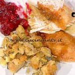 La Prova del Cuoco - Tacchino del Thanksgiving ricetta Diotaiuti