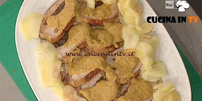 La Prova del Cuoco - Arrosto di maiale alle prugne ricetta Moroni