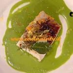 La Prova del Cuoco - Baccalà con broccolo toscano rapette bianche e farina di carrube ricetta Pascucci