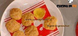 La Prova del Cuoco - Bignè di granchio ricetta Moroni