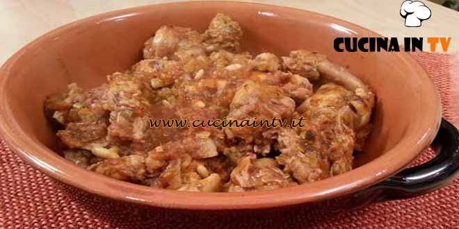Cotto e Mangiato - Coniglio ai sapori ricetta Tessa Gelisio