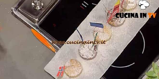 La Prova del Cuoco - ricetta Dolcetti di riso