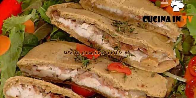 La Prova del Cuoco - Filetti di branzino in crosta ricetta Moroni