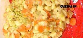 La Prova del Cuoco - Gnocchi con sugo vegetariano e camembert ricetta Clerici