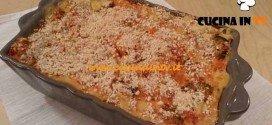 Cotto e Mangiato - Lasagne per vegani ricetta Tessa Gelisio