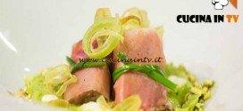 Masterchef 4 - ricetta Pacchetti di pesce persico e speck di Valentina