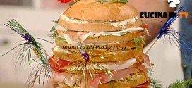 La Prova del Cuoco - Panettone salato ricetta Mainardi