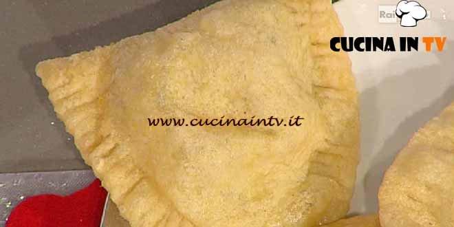 La Prova del Cuoco - ricetta Panzerotti vegetariani