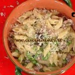 La Prova del Cuoco - Penne al coccio ricetta Messeri