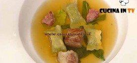 La Prova del Cuoco - Ravioli di minestra maritata ricetta Esposito