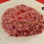 Cotto e Mangiato - Risotto al melograno ricetta Tessa Gelisio