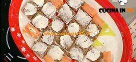 La Prova del Cuoco - Rollè di salmone ricetta Moroni