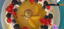 Dolci dopo il Tiggì - ricetta Torta panettone cioccolato e arancio
