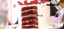 Dolci dopo il Tiggì - ricetta Torta Red Velvet