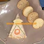 La Prova del Cuoco - Torta di formaggio e salmone ricetta Messeri