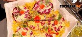 La Prova del Cuoco - Tortini alla russa con aringa ricetta Moroni