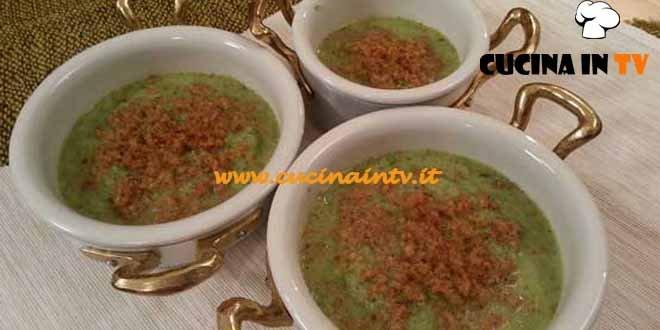 Cotto e Mangiato - Vellutata di lattuga ricetta Tessa Gelisio