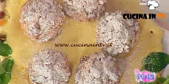 Dolci dopo il Tiggì - ricetta Zelten alla trentina con zabaione caldo