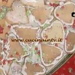 La Prova del Cuoco - ricetta Biscotti per l'albero