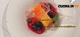 Dolci dopo il Tiggì - ricetta Budino alle tre confetture