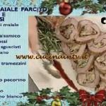 La Prova del Cuoco - Filetto di maiale farcito con spinaci e mirtilli rossi ricetta Cattelani