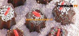 Dolci dopo il Tiggì - ricetta Pandorini al cioccolato