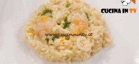 Masterchef 4 - ricetta Acquarello di mare di Federica