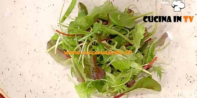 La Prova del Cuoco - Alici e verdure marinate ricetta Pascucci