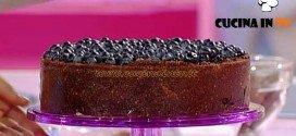 Dolci dopo il tiggì - ricetta Blueberry cheesecake