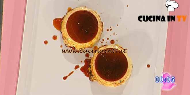 Dolci dopo il Tiggì - ricetta Creme caramel