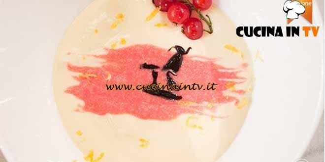 Masterchef 4 - ricetta Crema di mascarpone al limone di Simone
