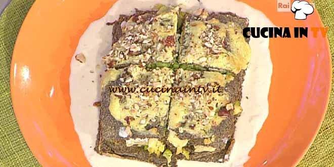 La Prova del Cuoco - Crepes di grano saraceno con broccoli e brie ricetta Moroni
