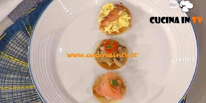 La Prova del Cuoco - English Breakfast ricetta Scirocco
