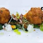 Masterchef 4 - ricetta Fish balls con insalata tiepida di quaglia di Viola