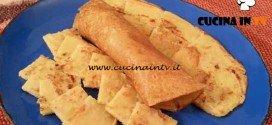 Cotto e mangiato - ricetta Frittata di farina di ceci di Tessa Gelisio