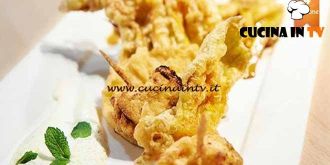 Masterchef 4 - ricetta Fritto misto vegetariano di Arianna