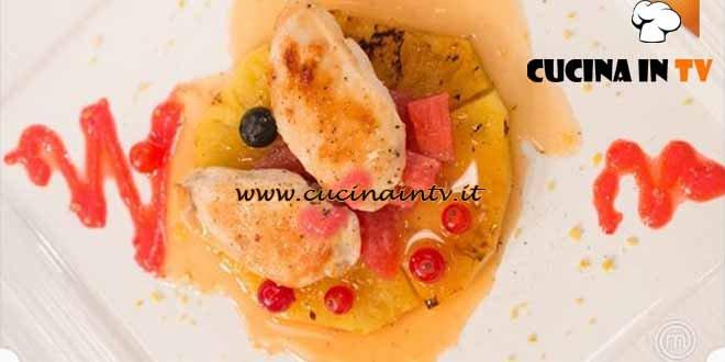 Masterchef 4 - ricetta Galletto profumato di Filippo