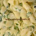 La Prova del Cuoco - Garganelli robiola e rucola ricetta Spisni